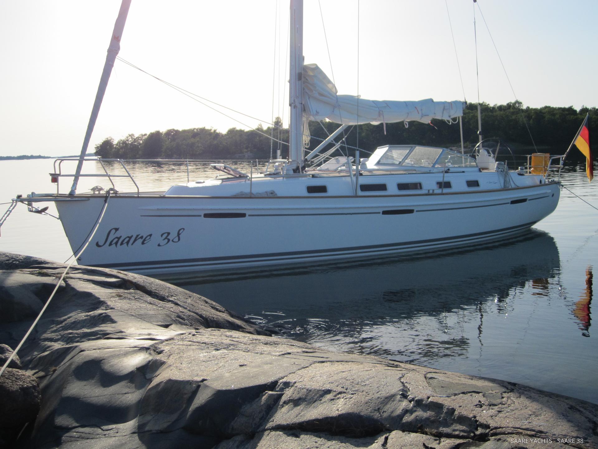 saare 38 - saare yachts