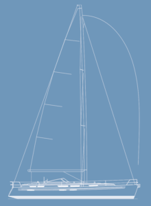 saare-yachts-saare-46-sailplan